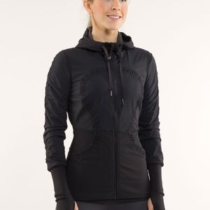 EUC Lululemon Dance Studio Jacket III (black)